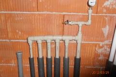 Voda a odpad RD BA Vajnory
